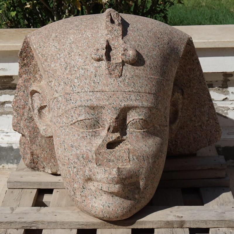 The Alexandria National Museum, the Mediterranean, Egypt.