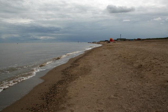 The beach at Ingoldmells