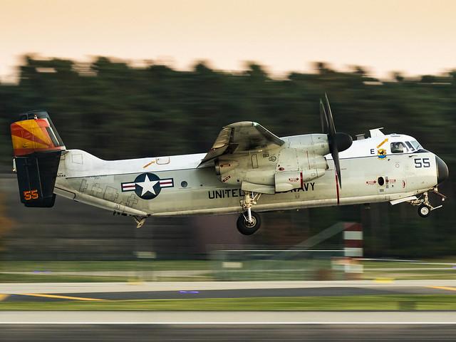 United States Navy | Grumman C-2A Greyhound | 162144
