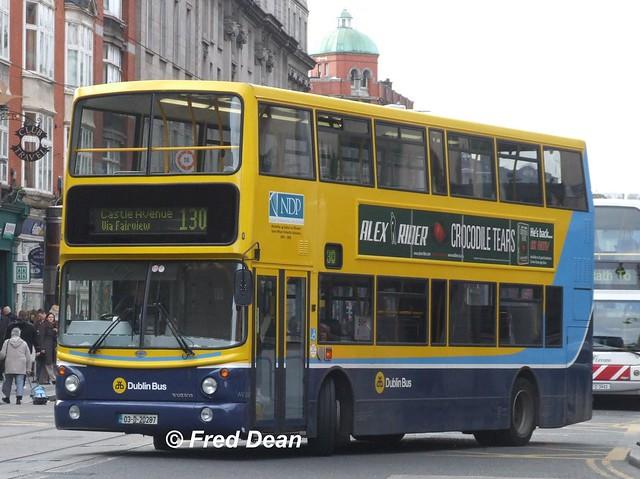 Dublin Bus AV287 (03D20287).
