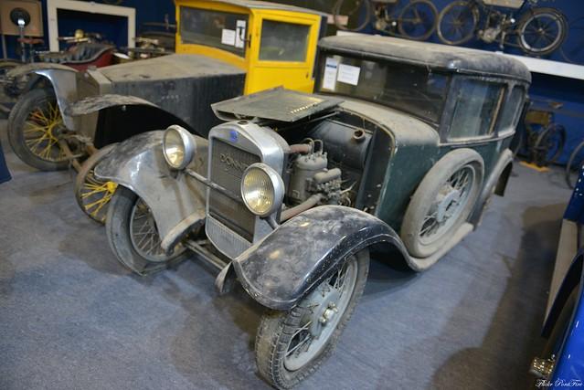1932 Donnet Donnette type 149