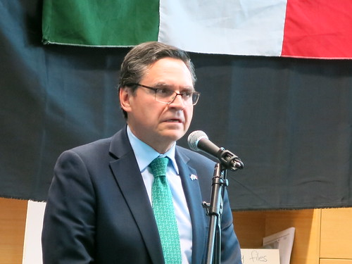 The Mexican ambassador speaks