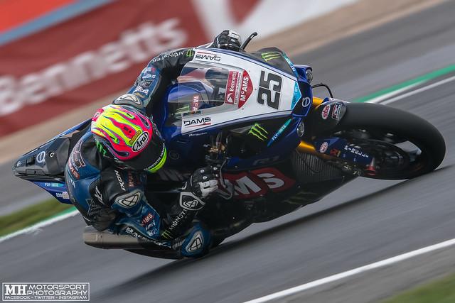 Josh Brookes #25, McAMS Yamaha R1