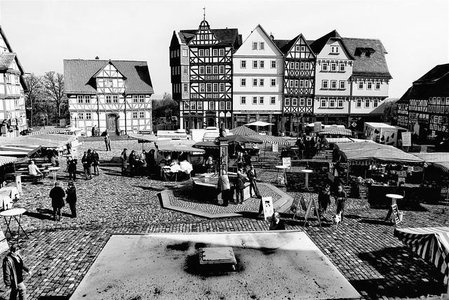 Old marketplace