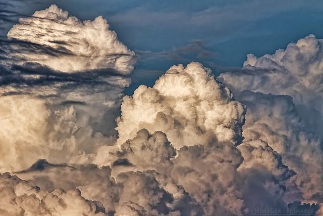 Storm approaching - Orage en approche