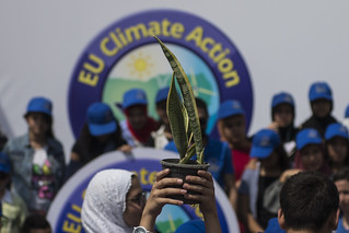 EGYPT - Climate Diplomacy Week, 29 September 2018 - Égypte - Semaine de la diplomatie climatique, 29 septembre 2018 - مصر- أسبوع الدبلوماسية المناخيّة، 27 سبتمبر 2018
