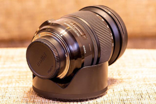 Sigma 24-105mm f/4 Art Nikon F Mount
