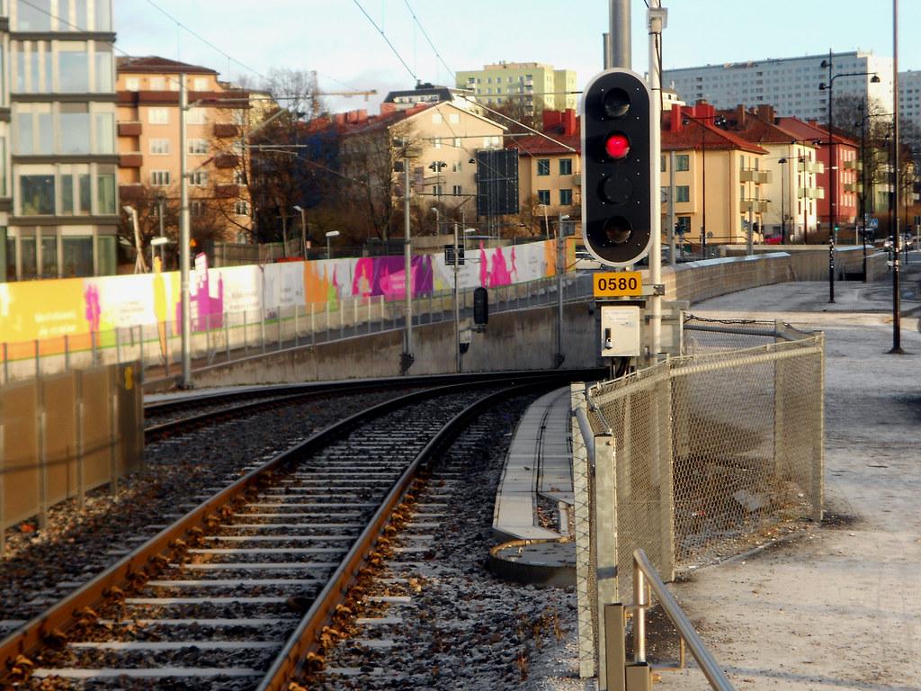 Северный Стокгольм. Solna.