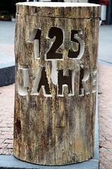 125 Jahre Freitag Aufbau
