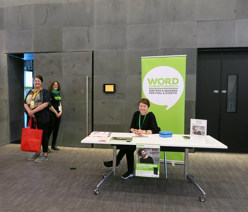 WORD Christchurch staff