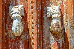Portugese Door Knockers