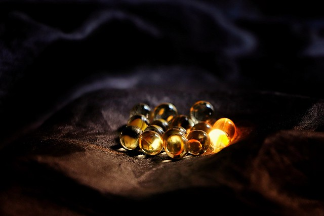 Vitamin D for autumn and winter #Macro Mondays #Remedy