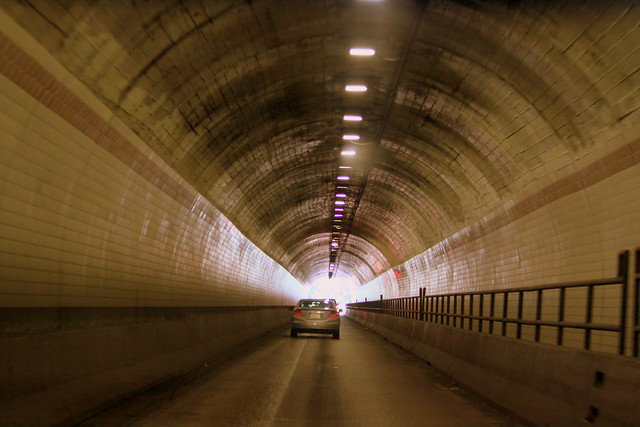 Westbound Bachman Tunnel - Chattanooga
