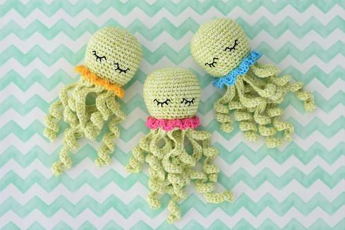 Free pattern - Amigurumi octopus