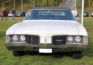 1968 Oldsmobile Delmont 88 Suttle