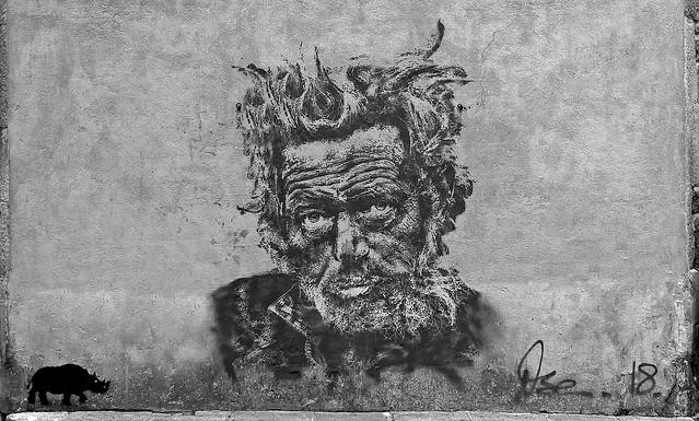 Street Art   Malouin  . . .   Ose Artwork   . . .