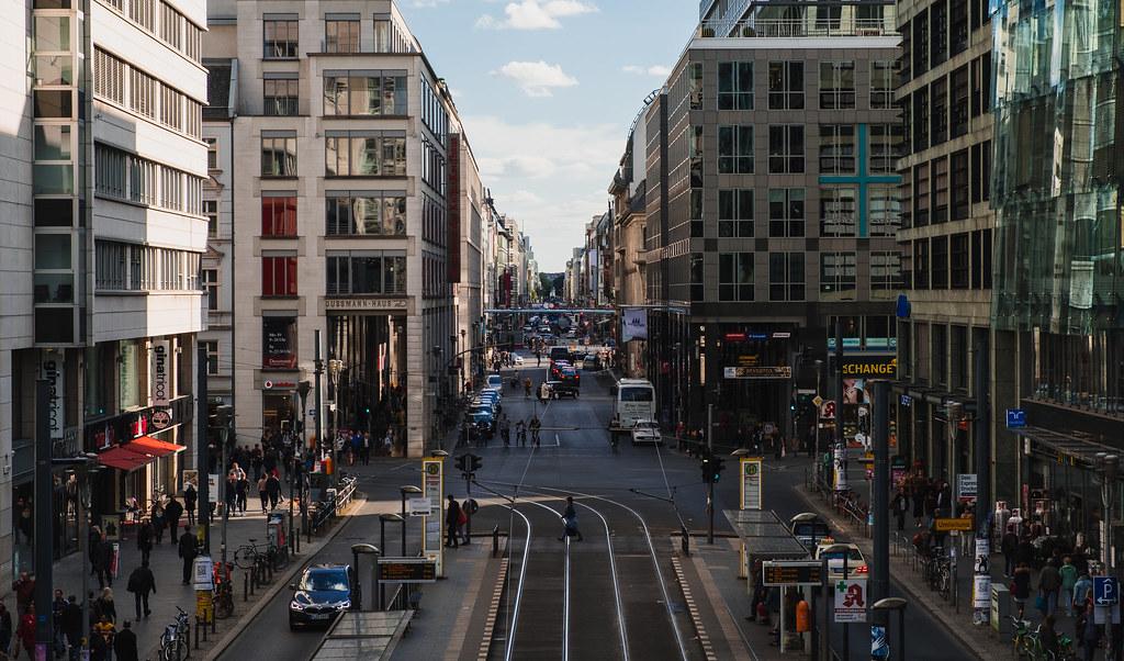 Destination Berlin: Friedrichstrasse
