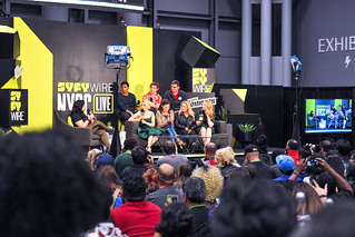 New York Comic Con 2018: Live Stage | by Kendall Whitehouse