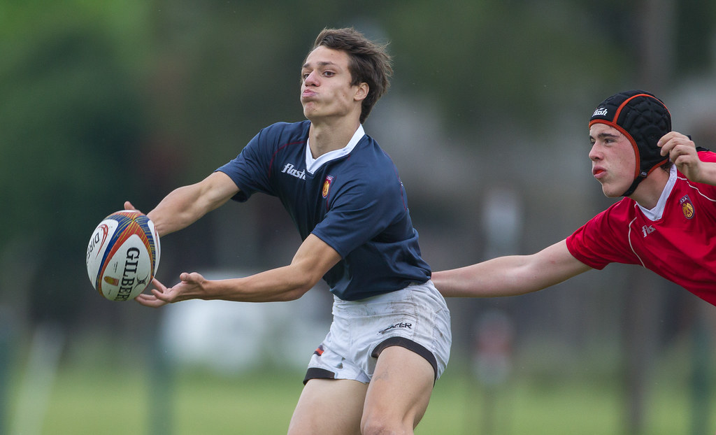 Encuentro Intracentros de Rugby - Monte Grande