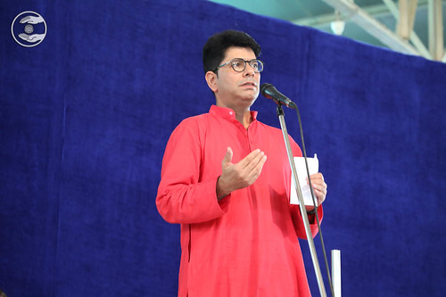 Rakesh Mutreja from Avtar Enclave, Delhi, expresses his views