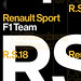 Renault Sport Formula One Team –– F1PS 2018