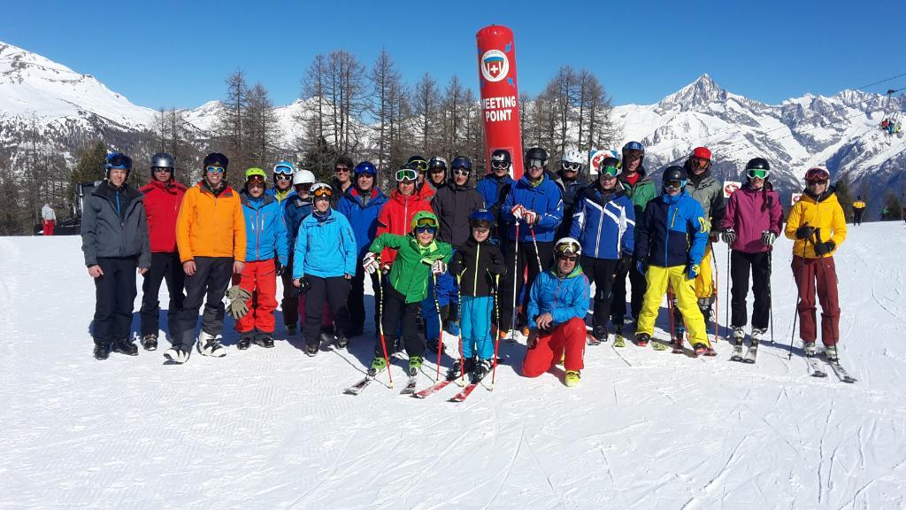 Skiclubausflug Grächen