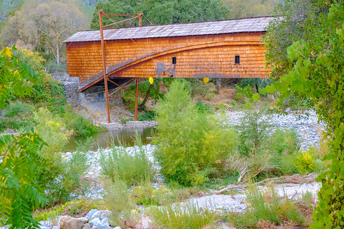 xt3 landscape river trees yubariver nevadacounty coveredbridge bridgeport southyubariver pennvalley fujifilm fuji