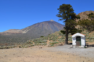 Northern approach to Teide National Park, Tenerife   by Snapjacs