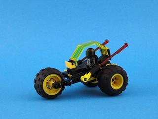 Proto Tri-Wheeled Tyrax | by Orange Leader