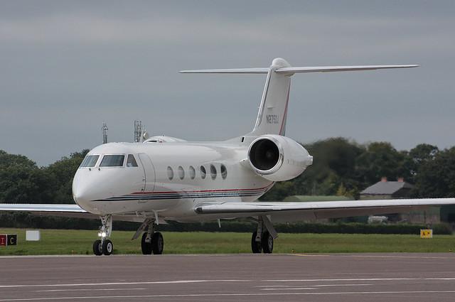 N275DJ Gulfstream IV
