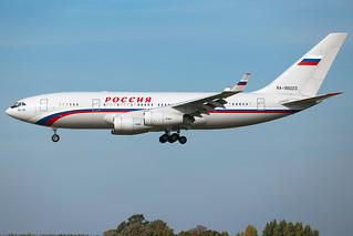 Rossiya IL-96-300 RA-96023 | by wapo84
