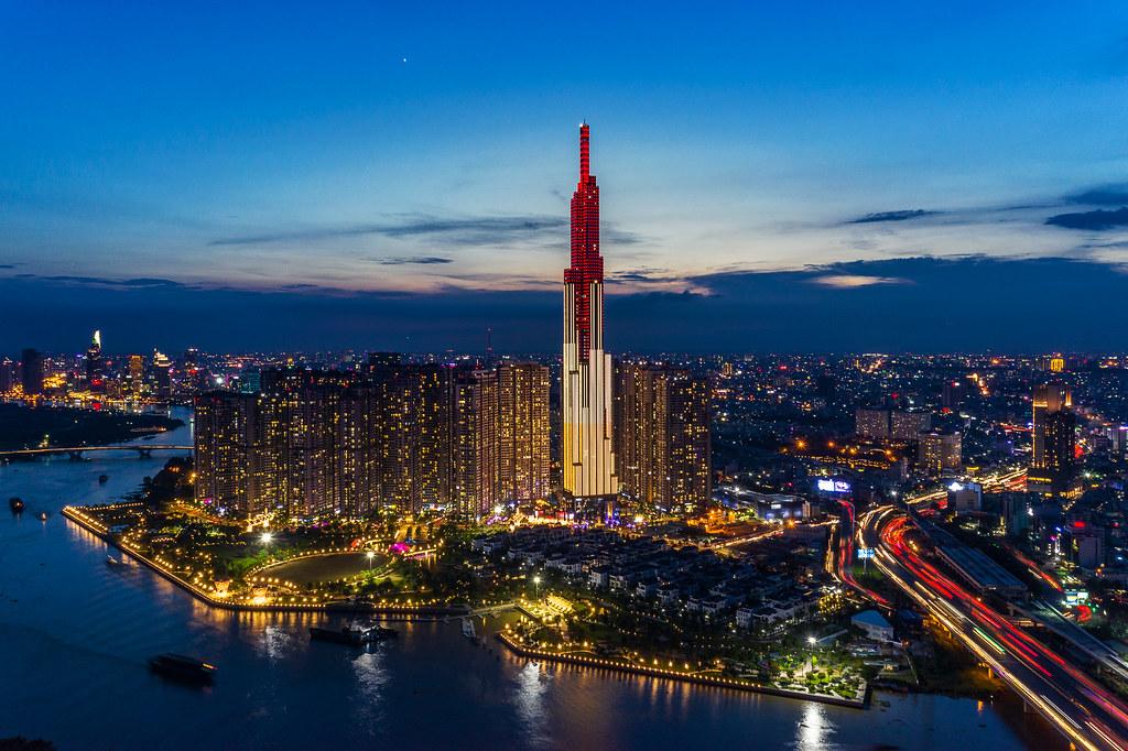 Landmark 81 toà tháp