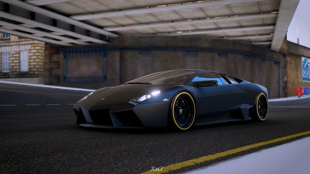 Lamborghini Reventon Forza Edition Forza Horizon 4 Flickr