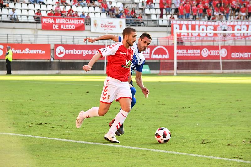 Real Murcia 1-1 SFCD