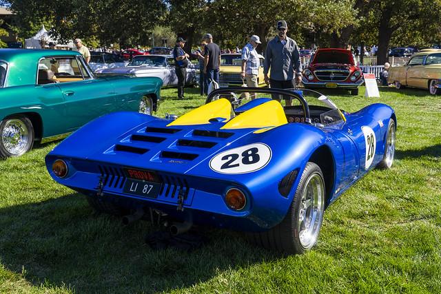 Bizzarrini P538 Barchetta 1966