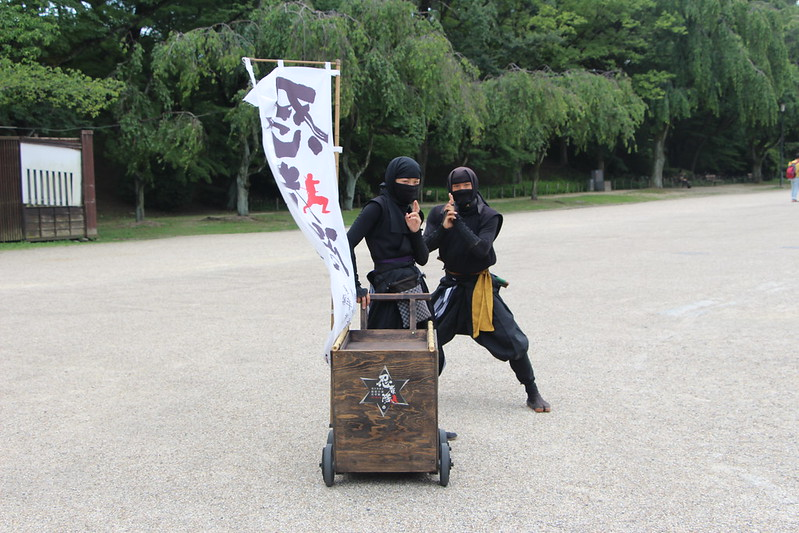 Ninjas !!!