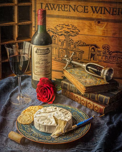 Old wine, good memories