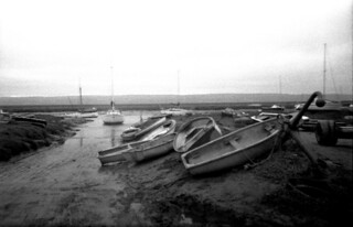 Boats in Heswall | by Boris-66