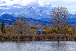 Longs Peak Pagoda and Duck Longmont Colorado 0863rw