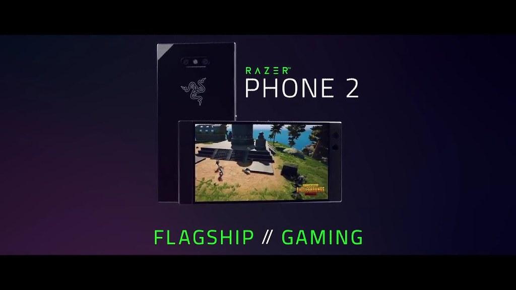 Razer Phone 2 Official Trailer HD