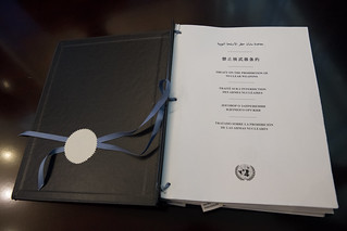 Signing Ceremony 2018 | by International Campaign to Abolish Nuclear Weapons