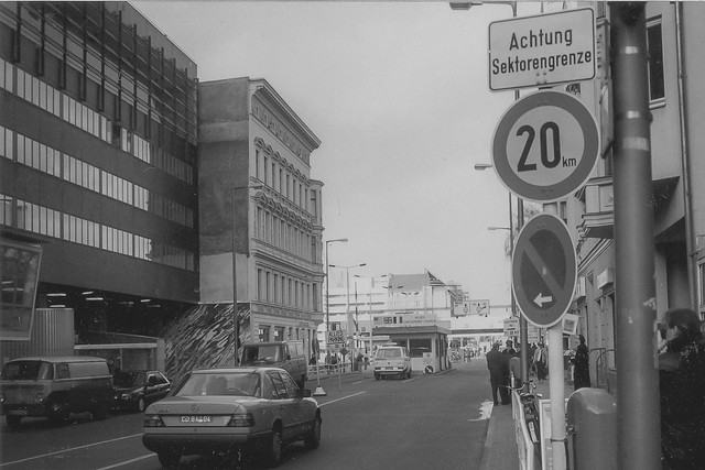 Checkpoint Charlie 1990