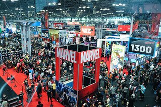 New York Comic Con 2018: Exhibition Hall | by Kendall Whitehouse
