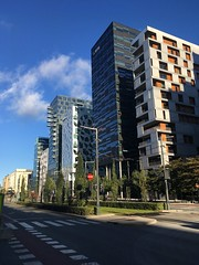 Barcode buildings, Oslo.