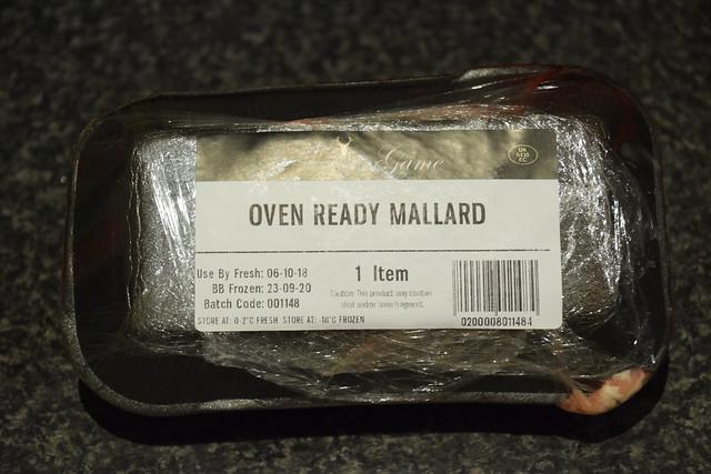 DSC_0670 Meat from Smithfield Meat Market London Oven Ready Mallard Duck