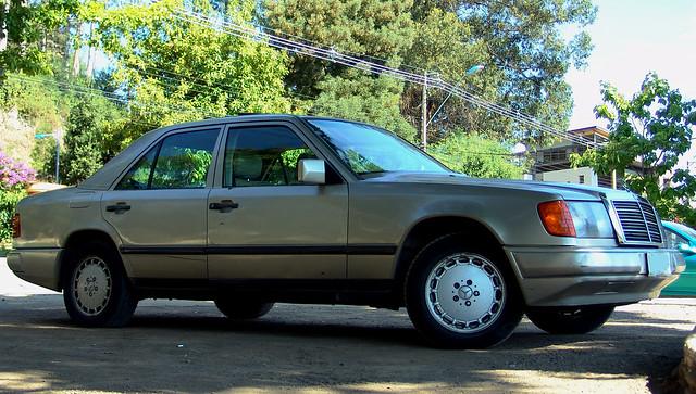 Mercedes Benz 300 E 1987