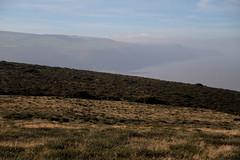Bossington Hill  Paragliding