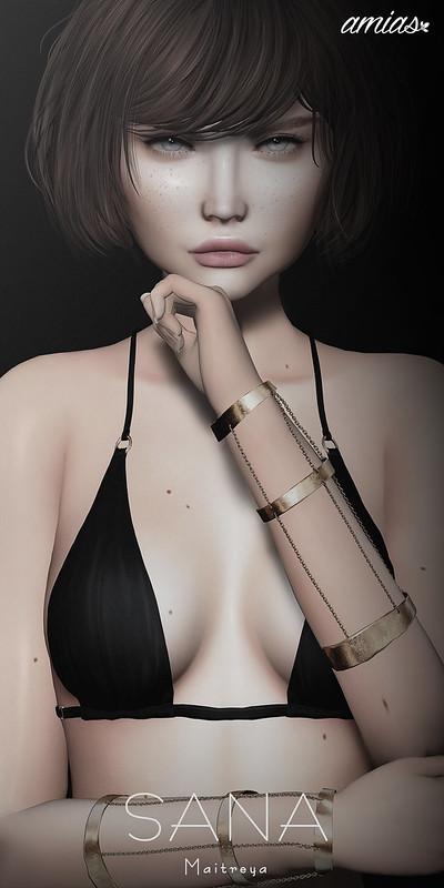 SANA bracelet @ ALWYN gloves @ The Trunk Show