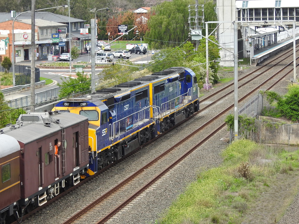 C504 & C507 at Leumeah