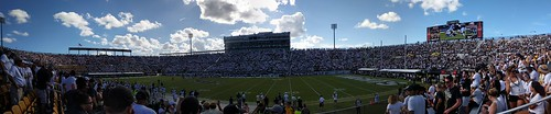 Pitt vs. UCF Wide Photo Sphere